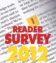Reader Survey Report 2012
