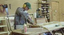 Kraemer Woodcraft, St. Jacobs, Ont.