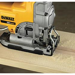 Material-handling jigsaw