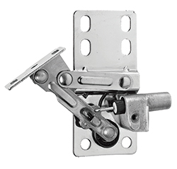 A tip of the hinge