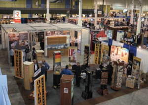 Salon Industriel du Bois Ouvré 2008 – the last SIBO. SIBO 2010 was the direct target of the CWMDA and was Canada's only French-language show for the secondary wood sector.