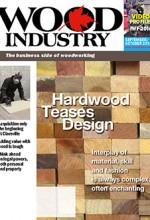 Hardwood teases design