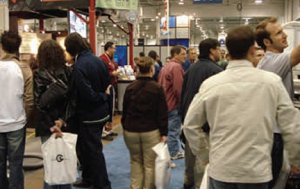 Woodworking Machinery and Supply Expo (WMS) 2007.