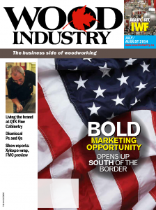 Jul-Aug 2014 Wood Industry cover