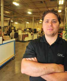 Daniel Toto's on a mission: building QTK and its brand into an industry leader.