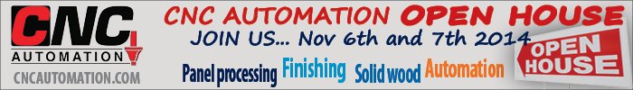 CNC Automation Open House