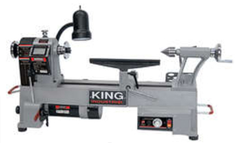 Power Tools, Woodworking and Metalworking Machines by King Canad