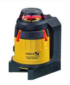 Pro Liner Multi-Line Self Leveling Laser - LAX400 - Stabila 0336
