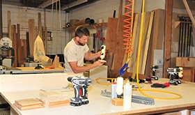 Enns Cabinetry, St. Catharines, Ont.