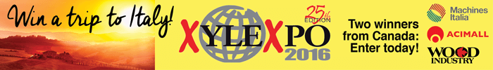 Win a trip to Xylexpo