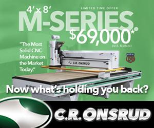 Onsrud M Series