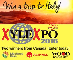 Xylexpo 2016 trip