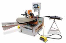 SNX NVIsion Contour Edgebander