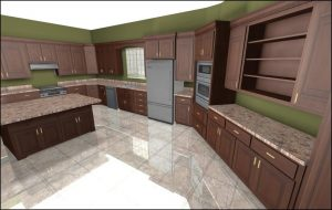 All-in-one software for cabinets, doors