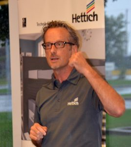 Hettich Canada makes sweeping changes