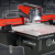 Cabinet-making CNC machine tool for routing, drilling