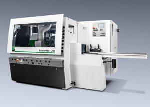 Moulder system accommodates 7,000 rpm spindles