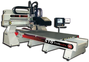 CNC router developed for flexible operations