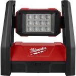 High power portable LED flood light