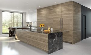 Laminate slab doors introduced in nine feature colours