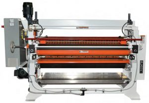 Roll coating and laminating equipment