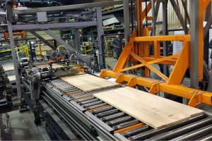 Automated loader system for high volume gluing