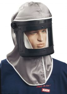 Full face respirator hoods provide comfort, safety