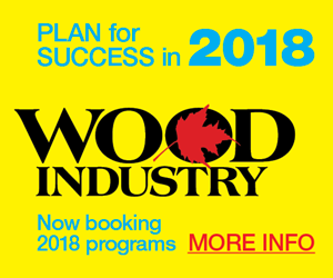 Wood Industry house ad