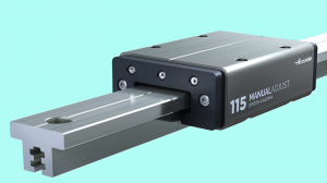 Friction guide system designed for reliable slide movement