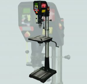 Digital variable reluctance drill press
