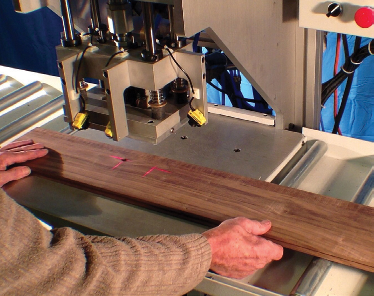 wood repair patching system fills knots and cracks wood industry