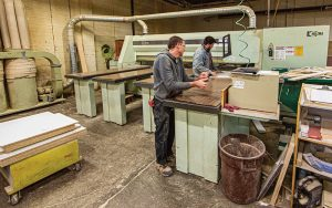 Bloos Wood production
